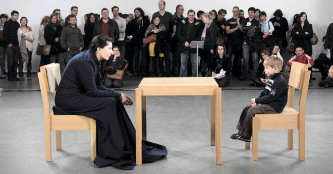 Foto: facebook.com/pages/Marina-Abramovic