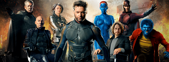 Foto: facebook.com/x-men movies