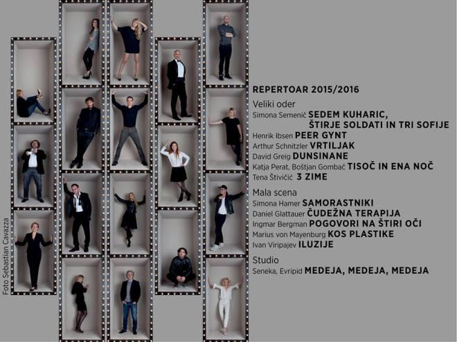 Foto: facebook.com / Mestno gledališče ljubljansko