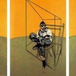 10.	Francis Bacon – Three Studies of Lucian Freud, (1969.)