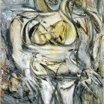 6.	Willem de Kooning – Woman III, (1953.)