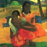 1.	Paul Gauguin – Nafea Faa IpoIpo (When will you marry me, 1892.)