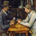 2.	Paul Cézanne – The Card Players, (1892./1893.)