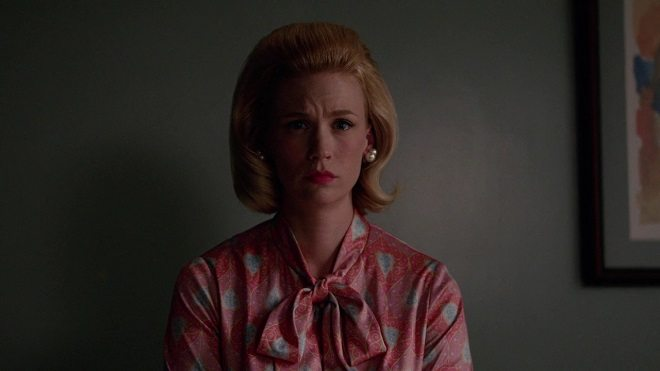 "Foto: Elizabeth ""Betty"" Draper/Francis; Screenshot"