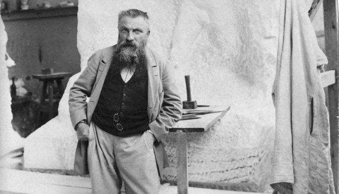 Foto: wikipedia.org /Auguste_Rodin