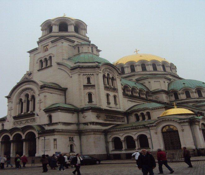 [Bazilika Aleksandra Nevskog - Sofija] Foto: Jasminka Janeš