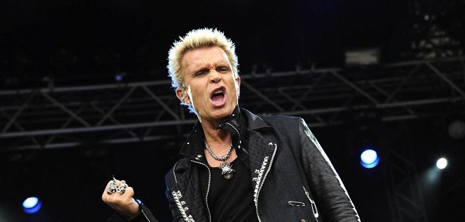 Foto: facebook.com/BillyIdol