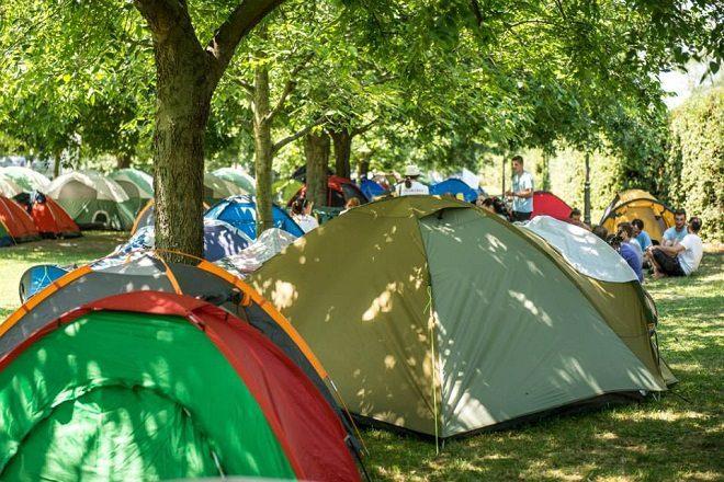[Kamp] Foto: facebook.com/exit.festival