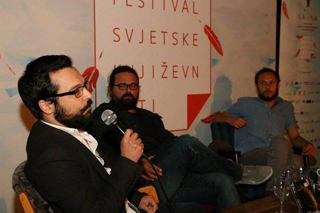 Foto: Festival svjetske književnosti/Fraktura