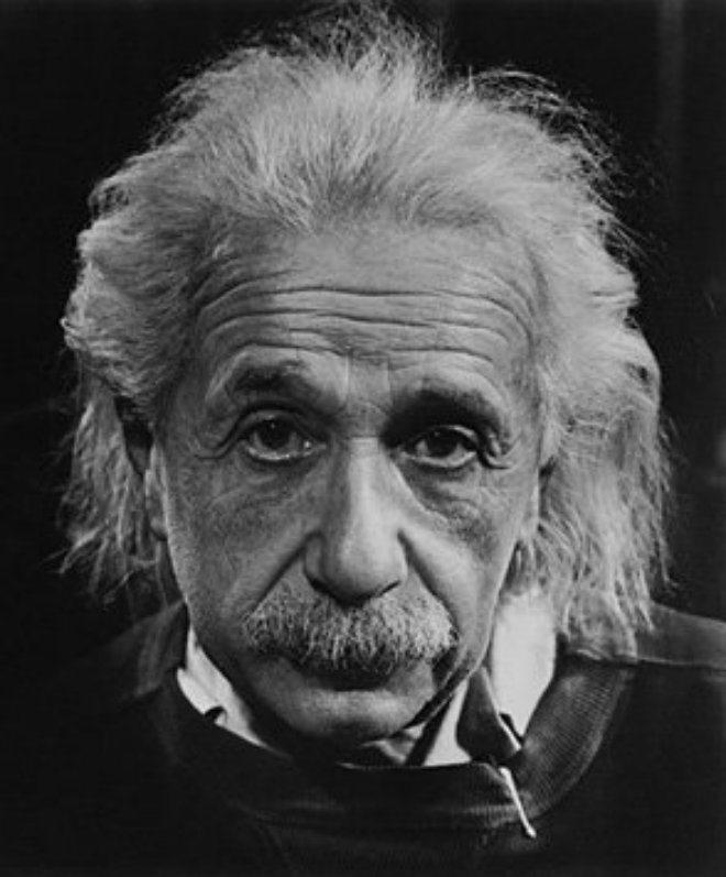 Foto: facebook.com/Philippe-Halsman [Albert Einstein]