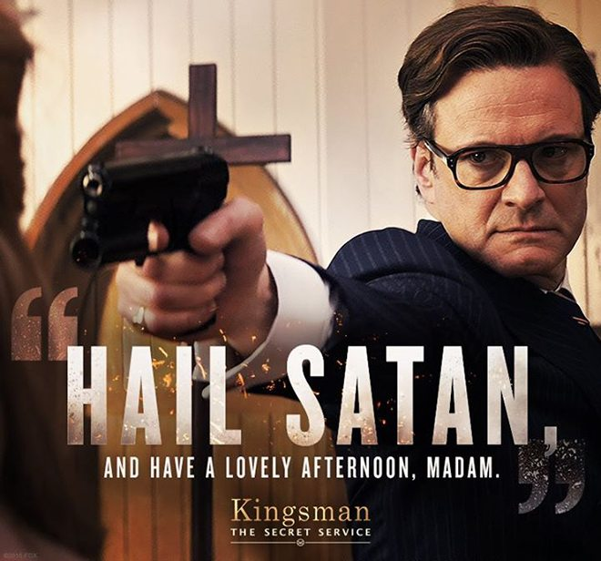 Foto: https://www.facebook.com/KingsmanMovie/