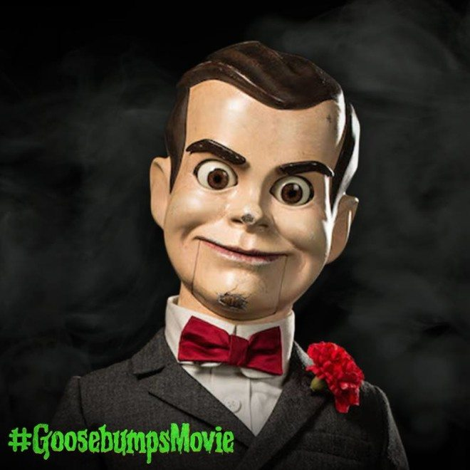 Foto: Facebook.com/GoosebumpsMovie