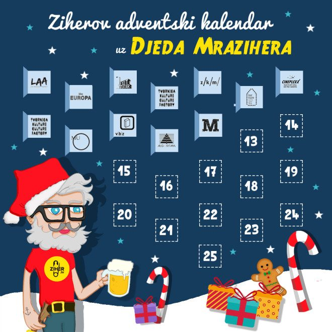 advent 12 mraziher