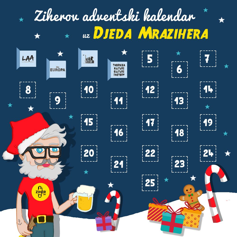 advent 4 mraziher