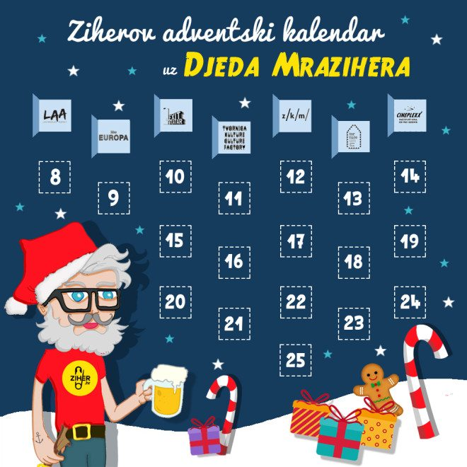advent 7 mraziher