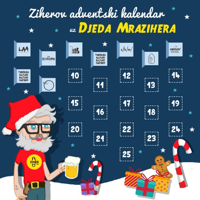 advent 9 mraziher