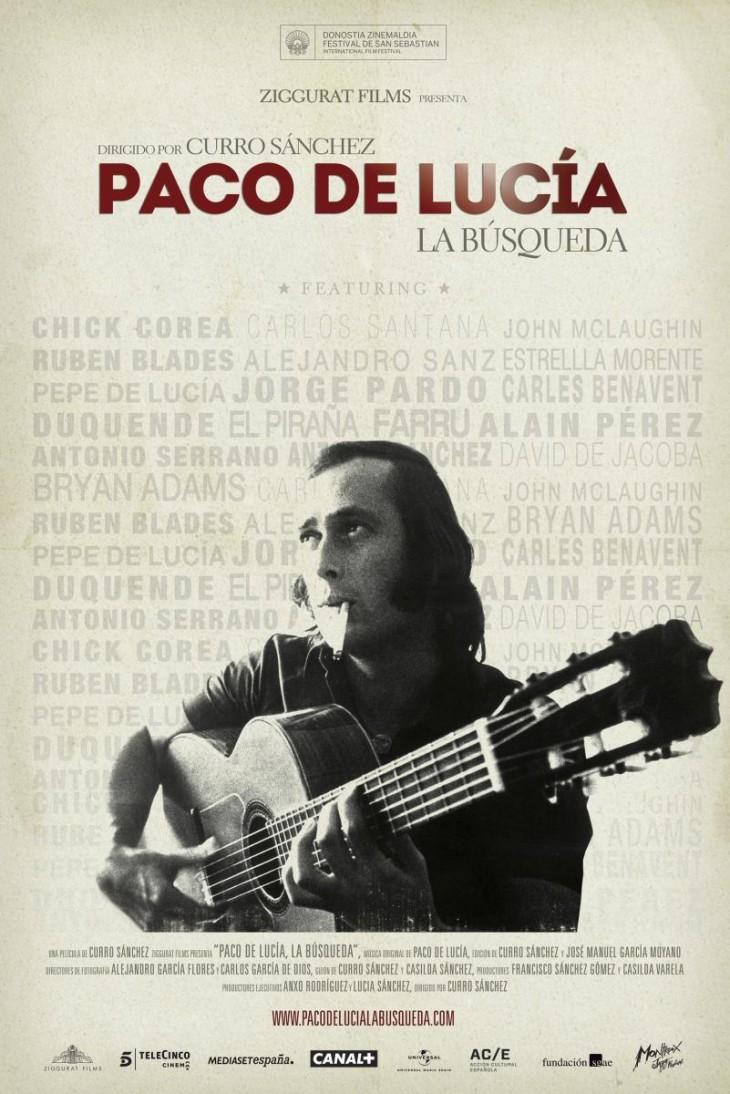 Foto: Paco de Lucía: la búsqueda