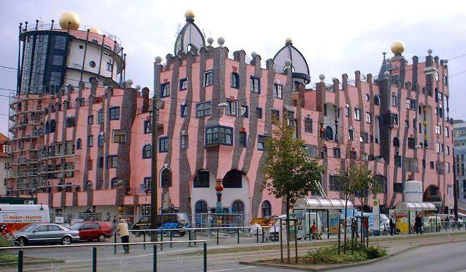 Foto: en.wikipedia.org/wiki/Friedensreich_Hundertwasser#