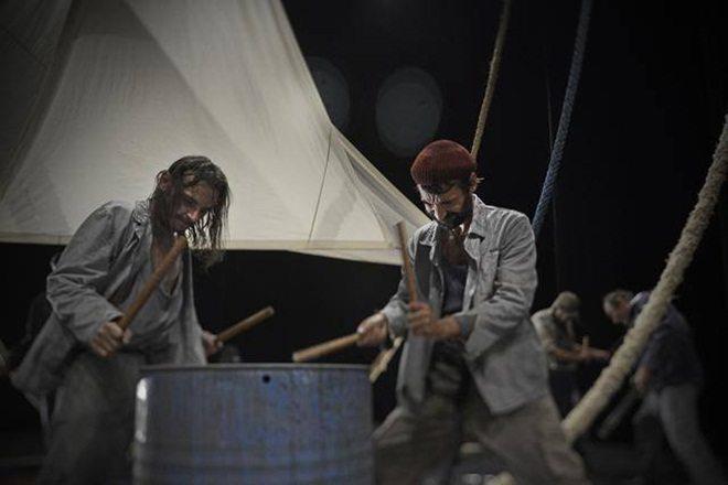 Foto:facebook.com/zekaem//Nagrada za njabolju kazališnu scenografiju 2015. za predstavu Kristofer Kolumbo