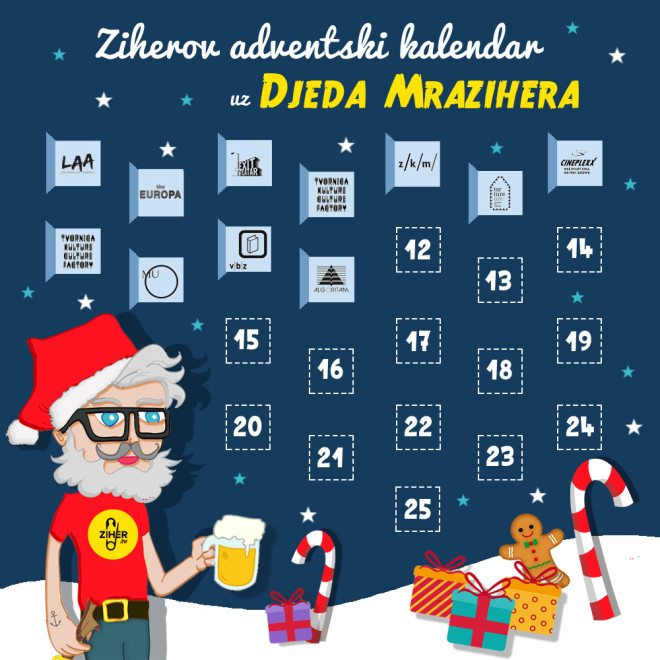 advent 11 mraziher