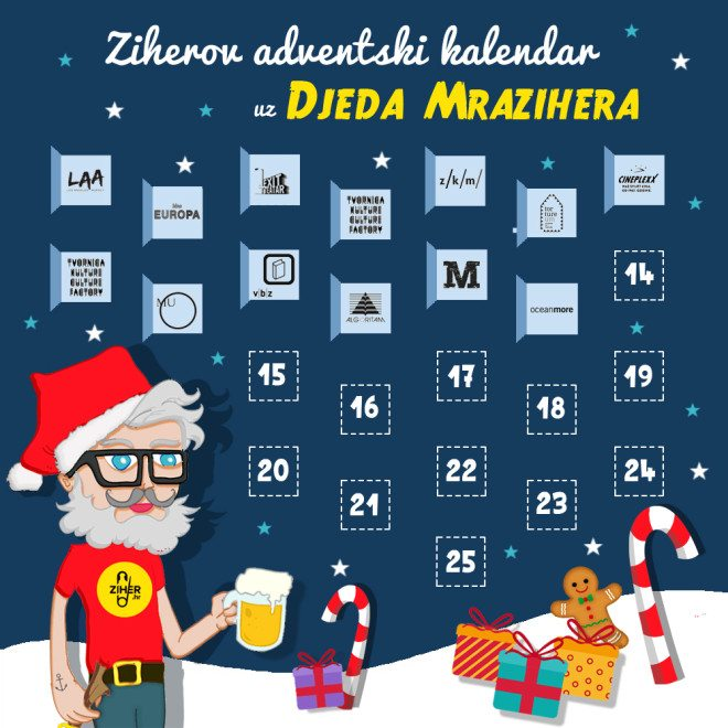 advent 13 mraziher