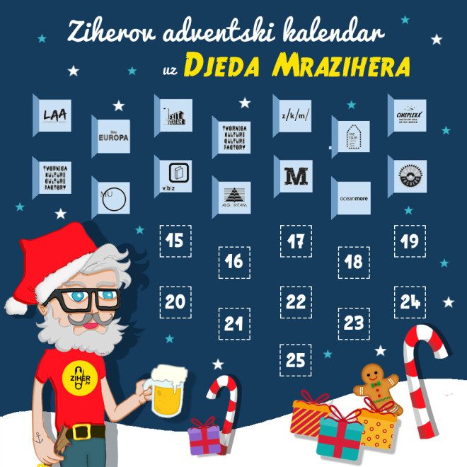 advent 14 mraziher