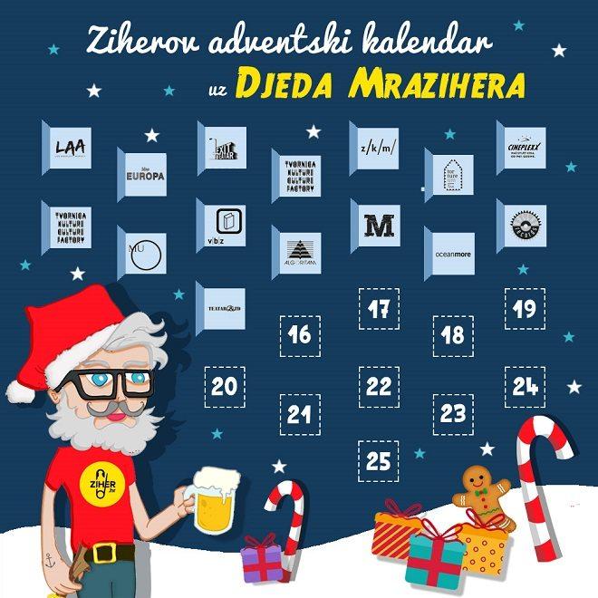 15 kalendar advent