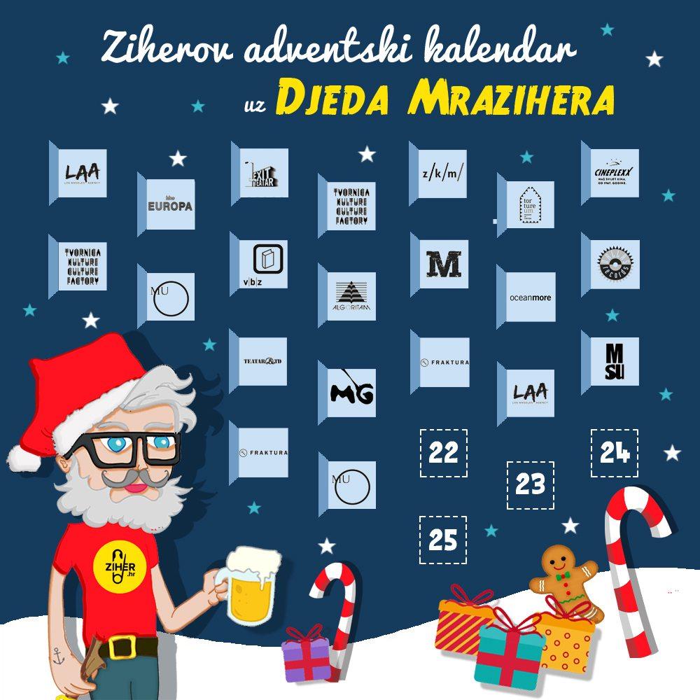 21 kalendar