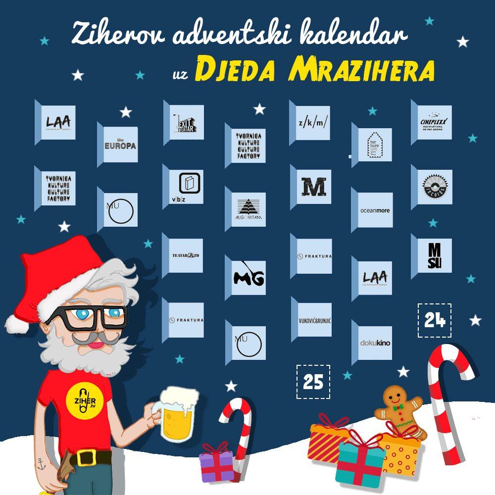 23 kalendar