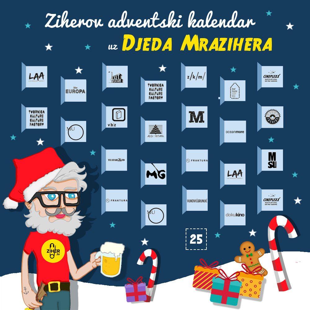 24 kalendar