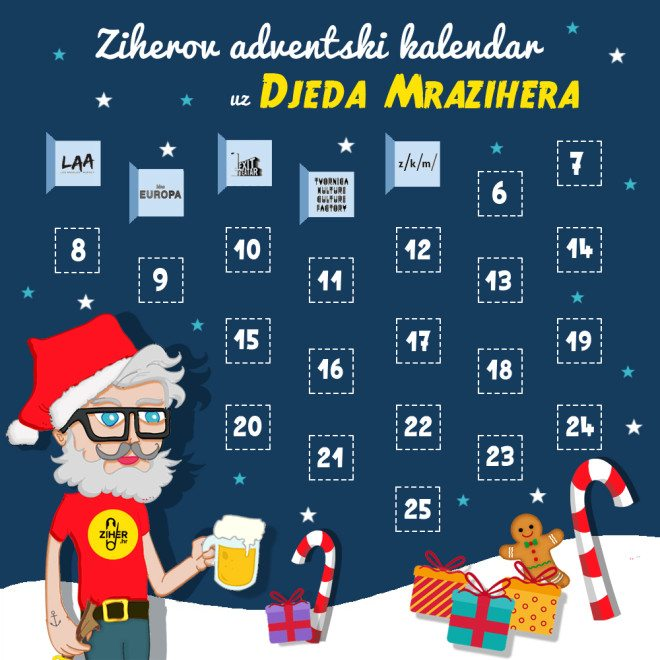 advent 5 mraziher