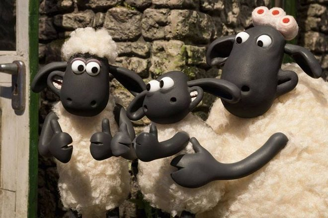 Foto: facebook.com/Shaun the Sheep