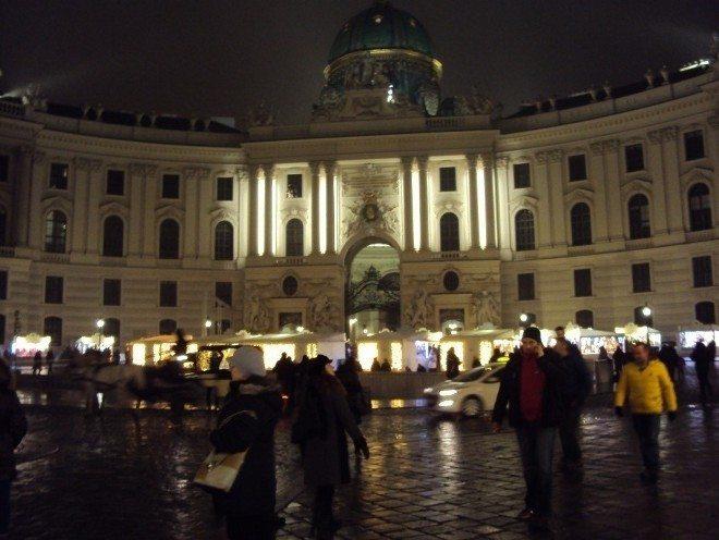 Hofburg [Foto: J. Janeš]