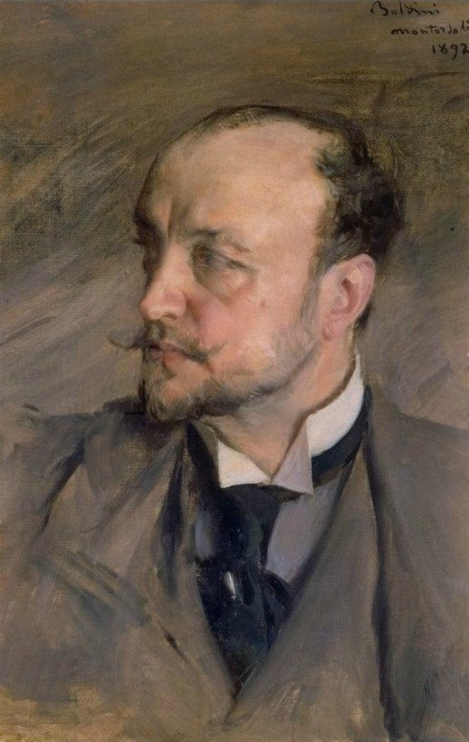 Foto: en.wikipedia.org/Giovanni_Boldini [Giovanni Boldini: Self-portrait at Montorsoli, (1892)]