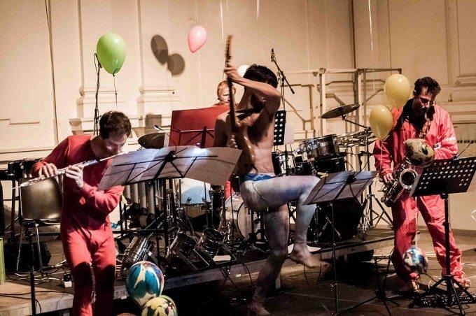 [Black Page Orchestra] Foto: izlog.sczg.hr
