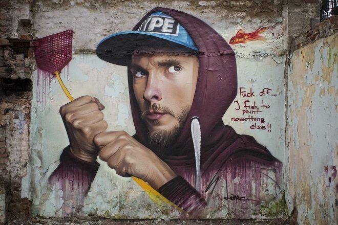 [Buzz off, Zagreb 2016.] Foto: Lonac i Silkfatblues
