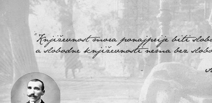 Antun Gustav Matos Literarna Svestranost Trigona Agm S Naglaskom