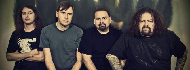 Foto: [Napalm Death] facebook.com/officialnapalmdeath