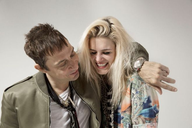 Foto: [The Kills] facebook.com/TheKills