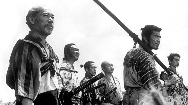 Foto: facebook.com/Seven-Samurai-Movie-1455860877999706/
