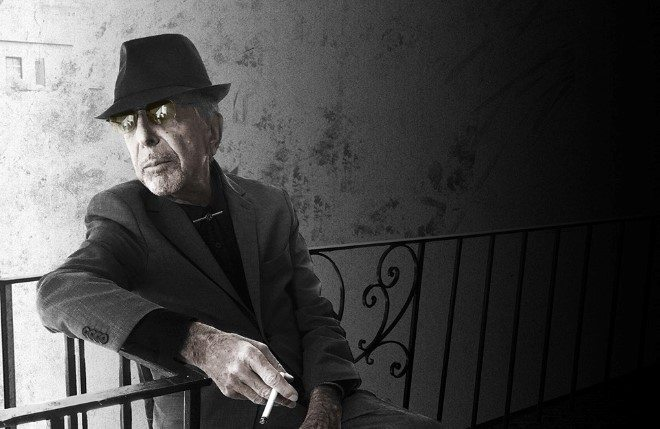 Foto: facebook.com/leonardcohen