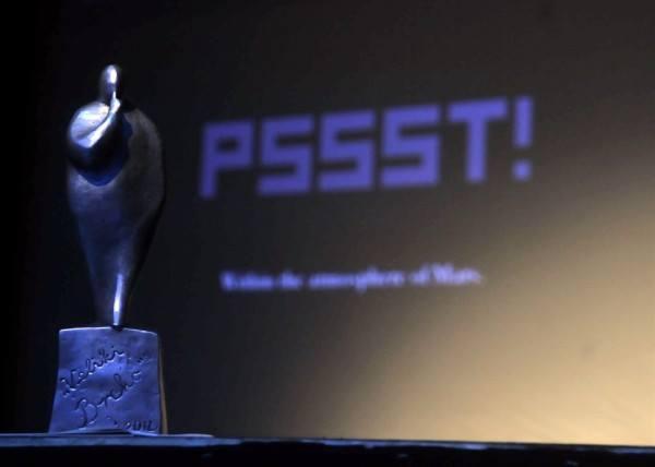 Foto: facebook.com/PSSST-Festival-nijemog-filma