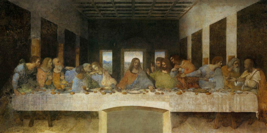 Upoznaj djelo posljednja ve era leonarda da vincija for Il cenacolo bagno di romagna