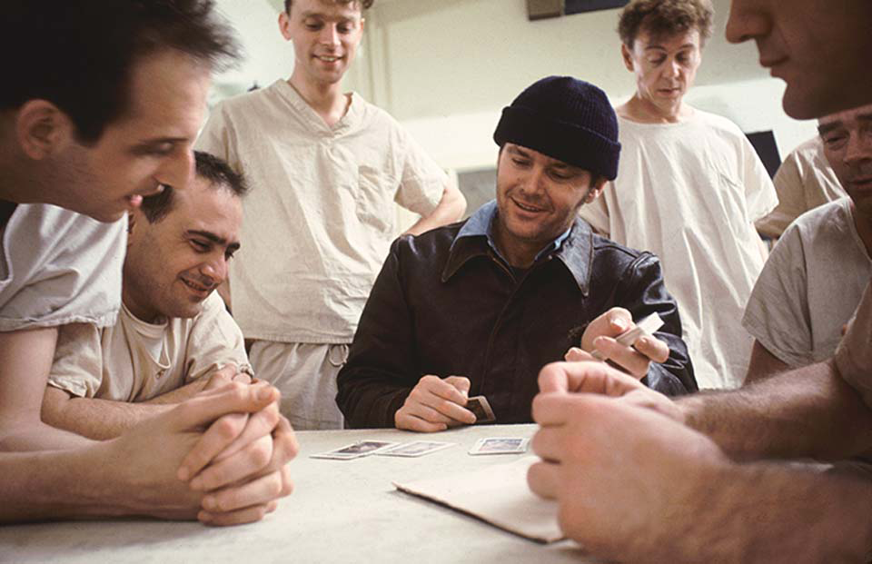 One Flew Over the Cuckoo's Nest, antijunaci filmolista