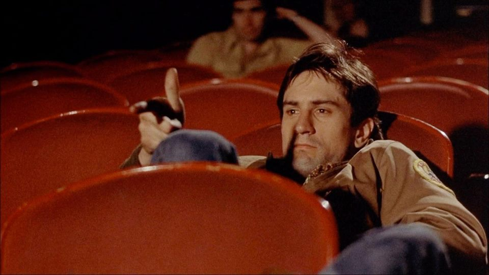 travis bickle, taxi driver
