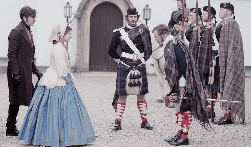 povijesne kostimirane serije