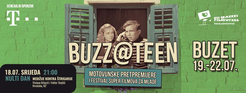Buzz@teen slavi svoje šesto izdanje