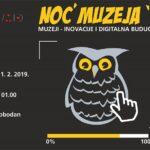 noć muzeja 2019