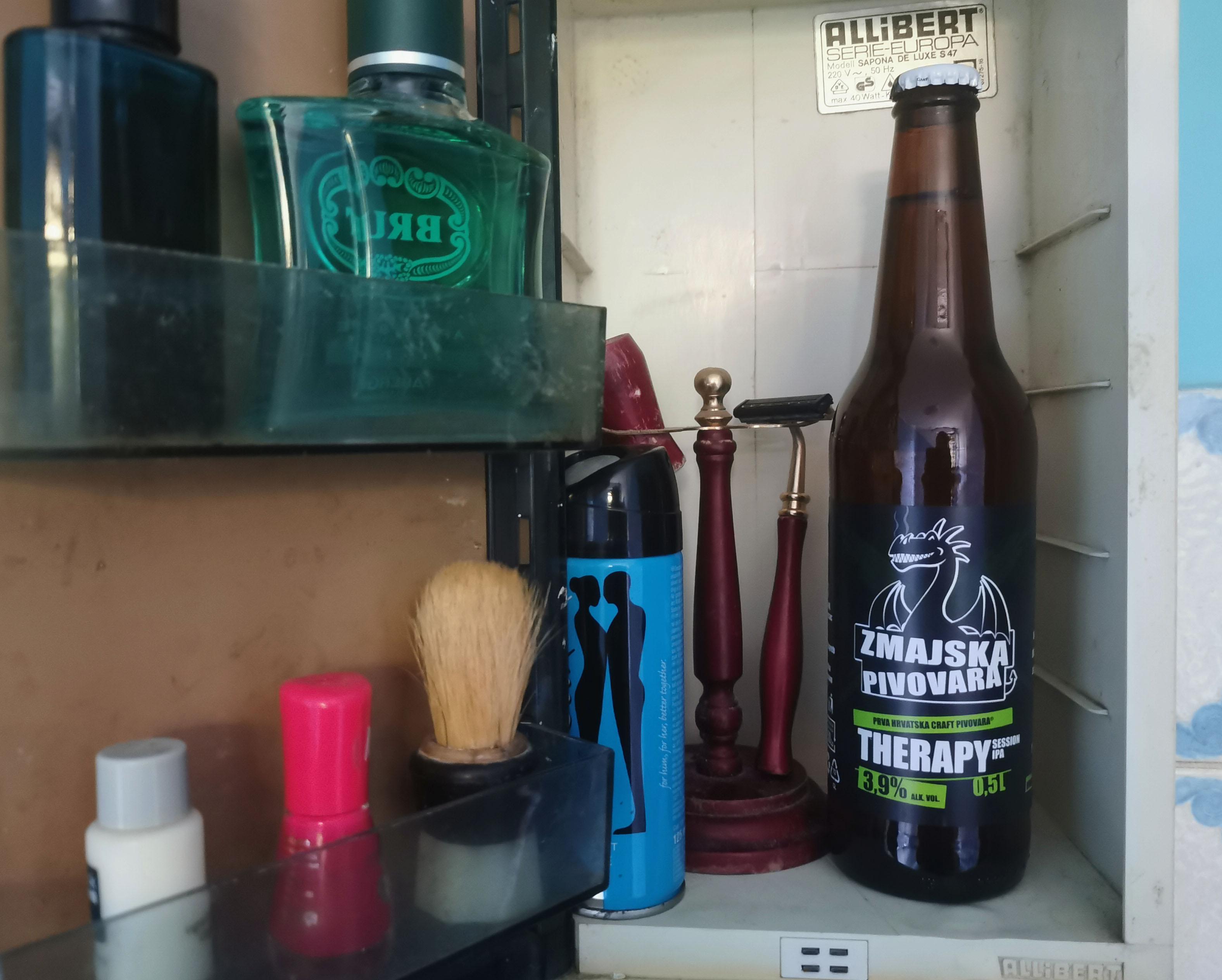 zmajska pivovara therapy