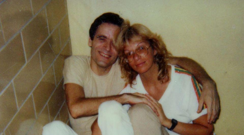 Carole Ann Boone i Ted Bundy u zatvoru na Floridi